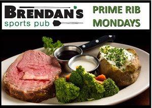 Prime Rib Mondays