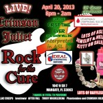 Rock for the Cure in Margate