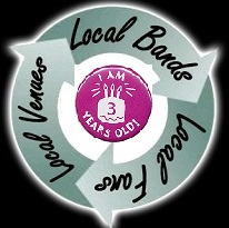 Weekend Broward 3rd Year Logo