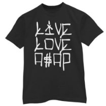 live love asap tshirt