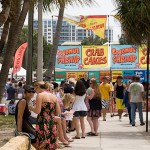 Pompano Beach Seafood Festival April 26 to 28