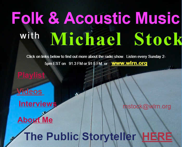 Folk and Acoustic with Michael Stock
