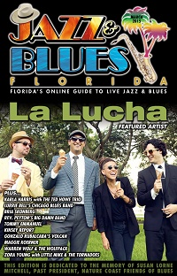 jazz blues magazine