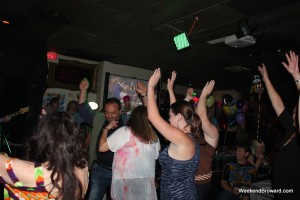 Dancing Fans