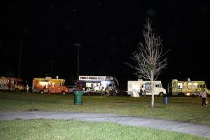 Food Trucks in Parkland