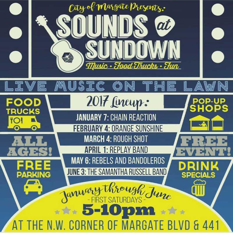 Sounds at Sundown 2017