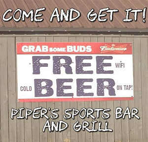 Pipers Sports Bar West Palm Beach