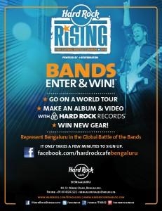 Hard Rock Rising India