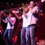 Bonerama horn section