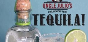 Uncle Julios Tequila