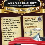 5th Annual Benefit Classic Car Show in Lighthouse Point