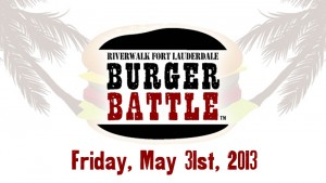 Burger Battle Logo