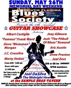 6th Annual Guitar Showcase