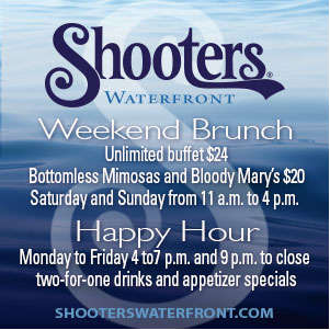 Shooters brunch happy hour-300