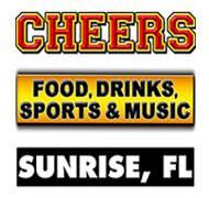Cheers Sunrise Logo