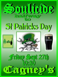 soulicide st paddy halfway