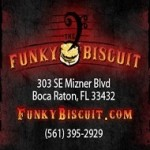 Funky Biscuit Boca Raton