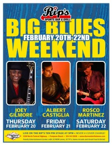 RIPS Blues Weekend