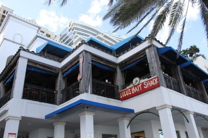 lulus bait shack streetview