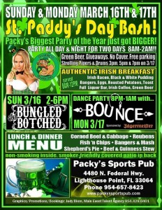 Packys St Pattys Day