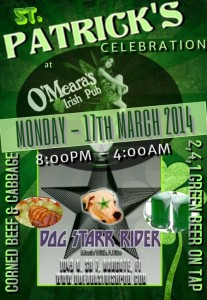 dogg starr st patty