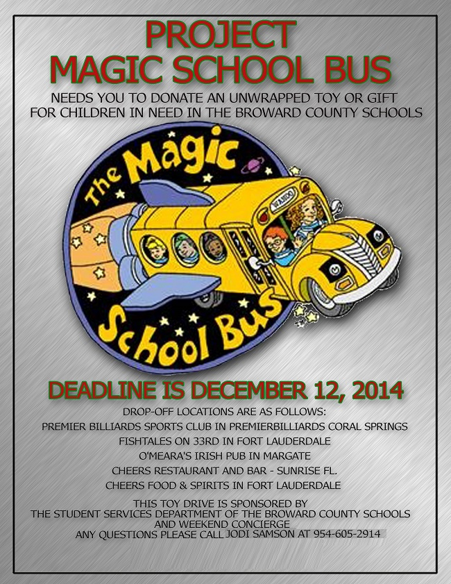magic school bus 2014