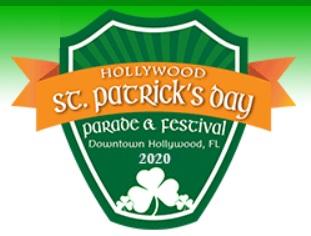 Hollywood St Patricks Day