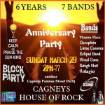 Two Local Bars Celebrate Anniversaries with Non-Stop Music