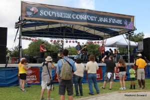 Southern Comfort Jam Stage-500