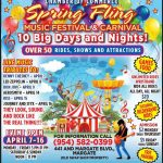 Spring Fling Margate April