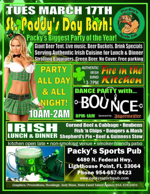 St Pattys Day March 17
