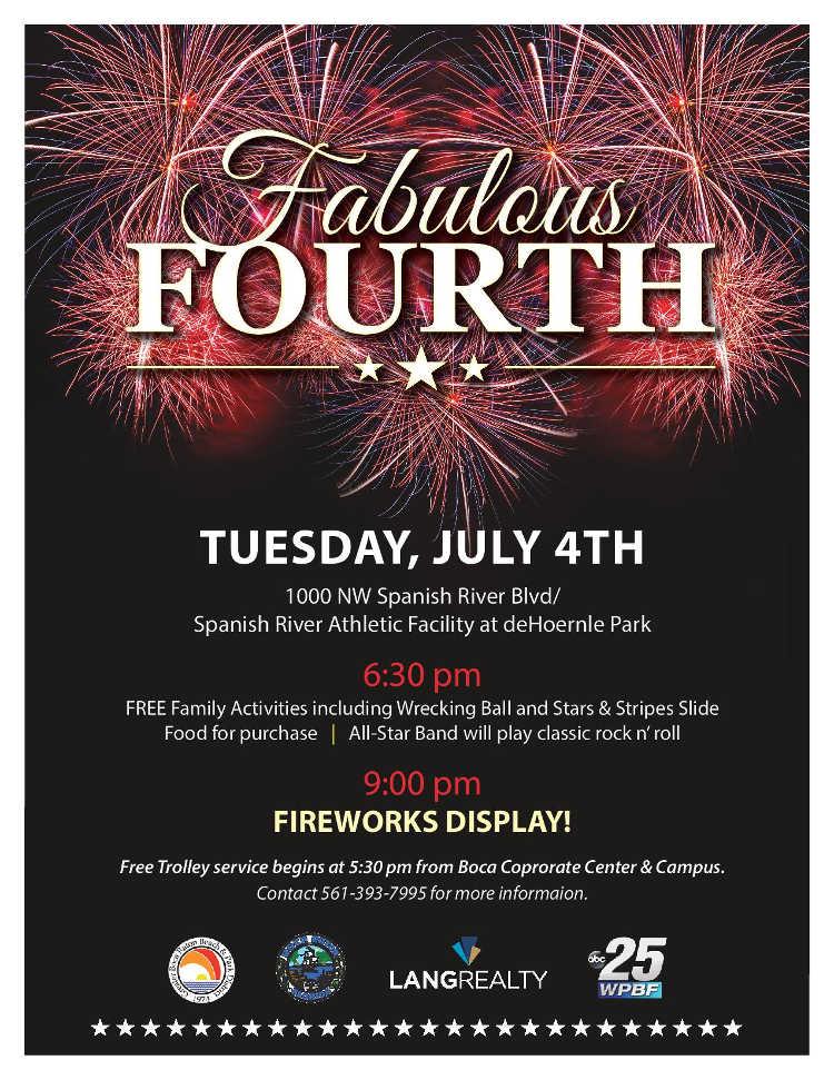 Boca Raton Fourth of July