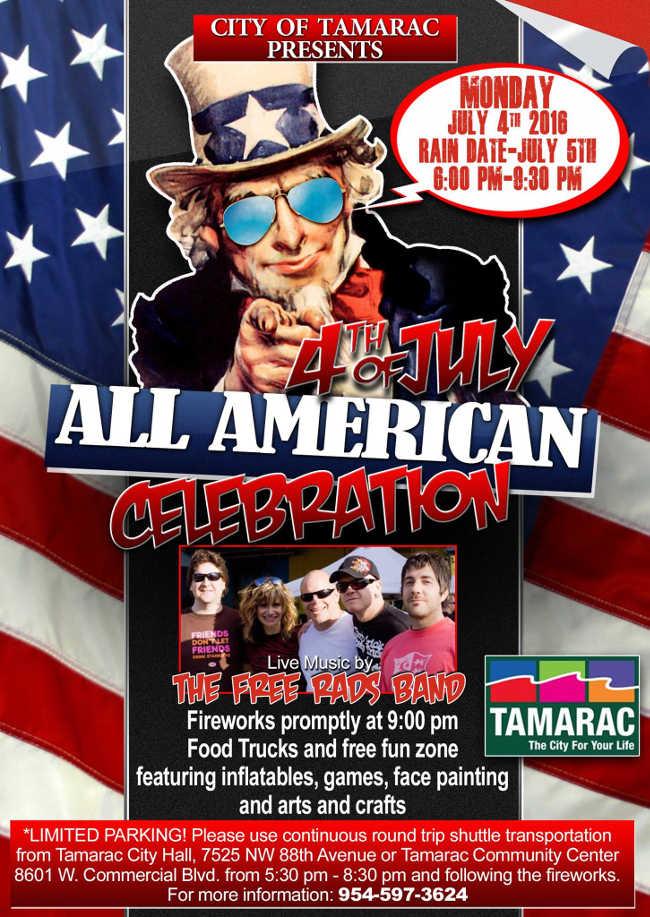 City of Tamarac 4th of July