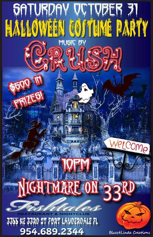 Crush Halloween Oct 31-500