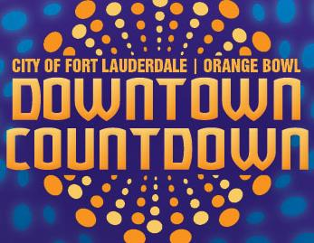 Downtown Countdown Ft Lauderdale
