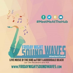 Friday Night Sound Waves Announces 2016 Line-Up