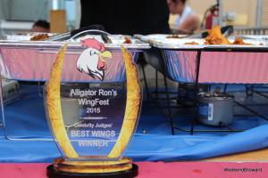 WingFest Award