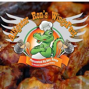 Alligator Ron Wing Fest