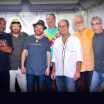 Paul Barrere & Fred Tackett of Little Feat & New Orleans Suspects at The Funky Biscuit's BiscuitFest
