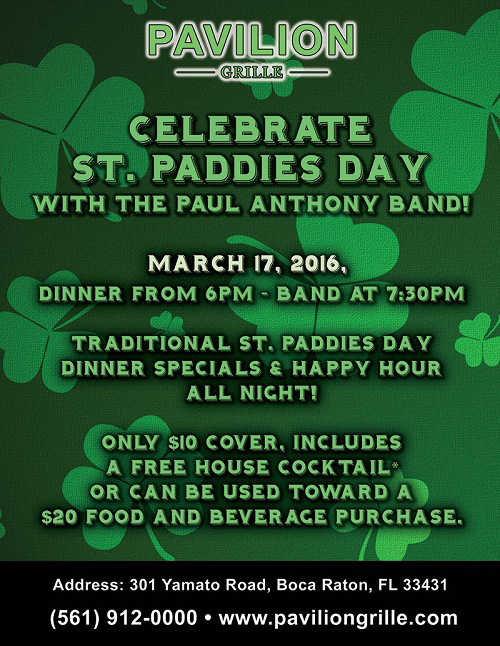 Pattysday March 17