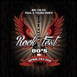 Rockfest 80s