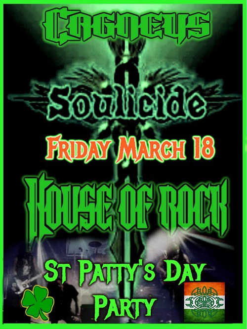 Soulicide March 18