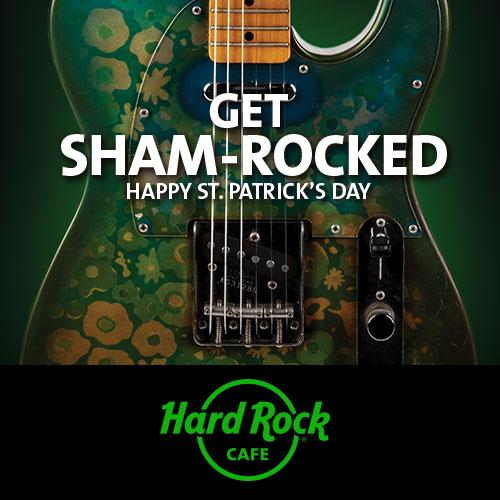 hard rock st patty