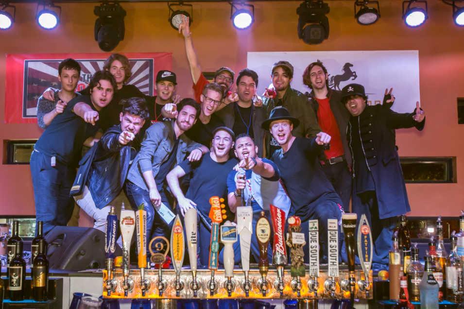 Rock Showdown Winners