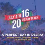 Delray Beach July 4th