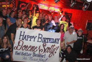 Happy Birthday Dorene and Scotty