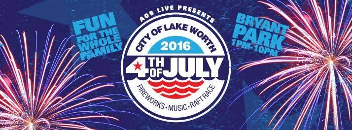 Lake Worth 4th of July