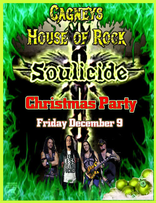 soulicide christmas party