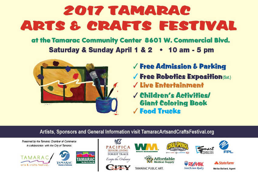 Tamarac Arts Crafts Festival