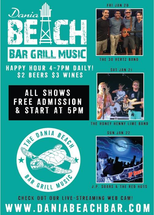 Dania Beach Bar Grill